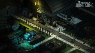Shadowrun: Hong Kong доступна для предзаказа