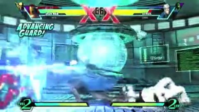 "Ultimate Marvel vs Capcom 3 ""Iron Fist Gameplay Trailer"""