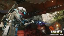 Дополнение Retribution для Call of Duty: Infinite Warfare вышло на PC и Xbox One