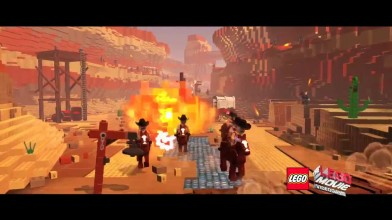 "Lego Movie - Video Game ""Трейлер"""