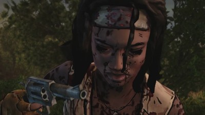 The Walking Dead: Michonne. Episode 1. #1