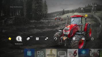 Бесплатная тема Farming Simulator 2015