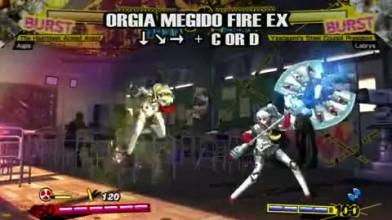 """Persona 4 Arena """"Персонаж Aigis"""""""