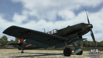 [В разработке] Bf.109B-1