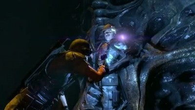"Aliens: Colonial Marines ""Suspense Trailer"""