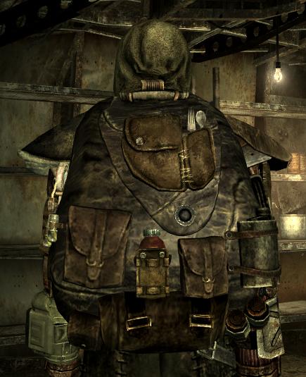 Общие - Мод Fallout 4 На Fallout 3 - backupmet125
