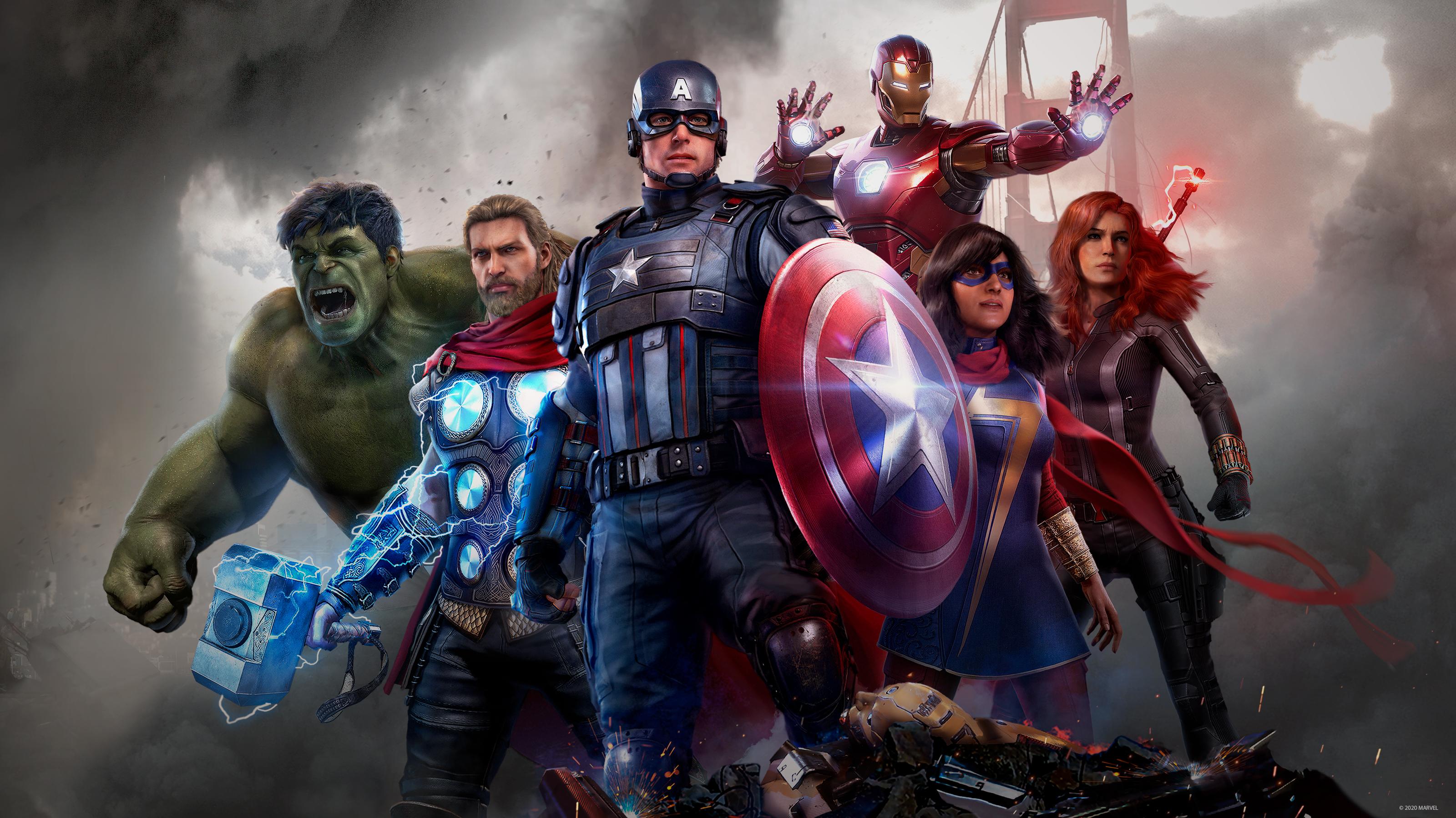 Обладатели Marvel's Avengers на PS4 и Xbox One получат бесплатную копию игры для PS5 и Xbox Series X