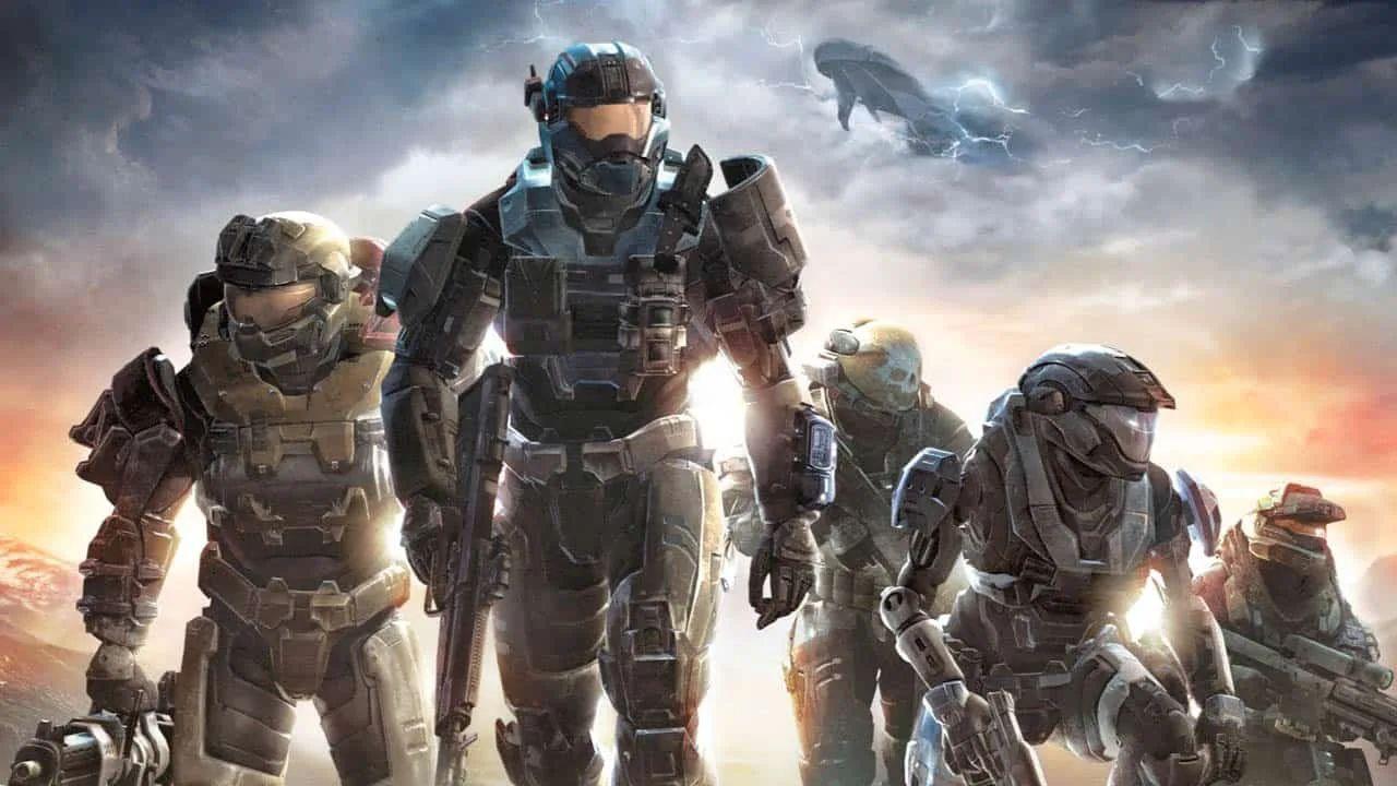 Картинки по запросу Halo: Reach