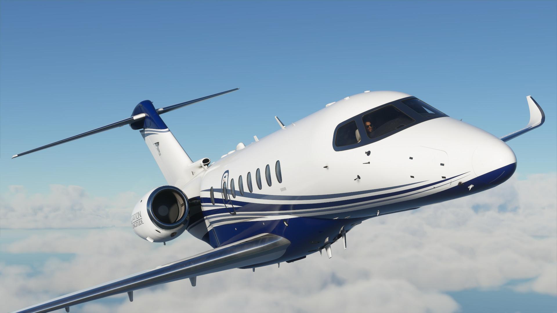 Microsoft Flight Simulator появилась в Steam