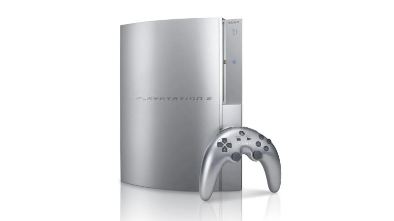 Официальный рендер Sony PlayStation 3 в 2005 году