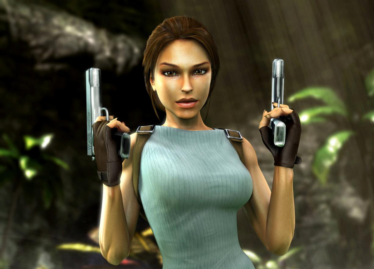 Анонс Lara Croft: Reflections – карточной игры для iOS