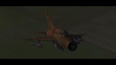 """DCS World """"Первое видео MiG-21"""""""
