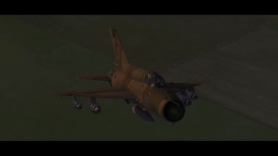"DCS World ""Первое видео MiG-21"""