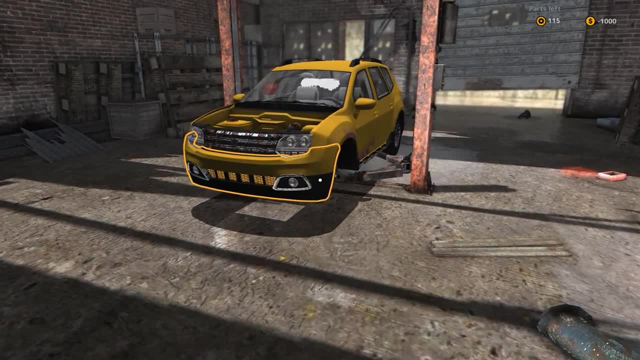 Car mechanic simulator rus скачать