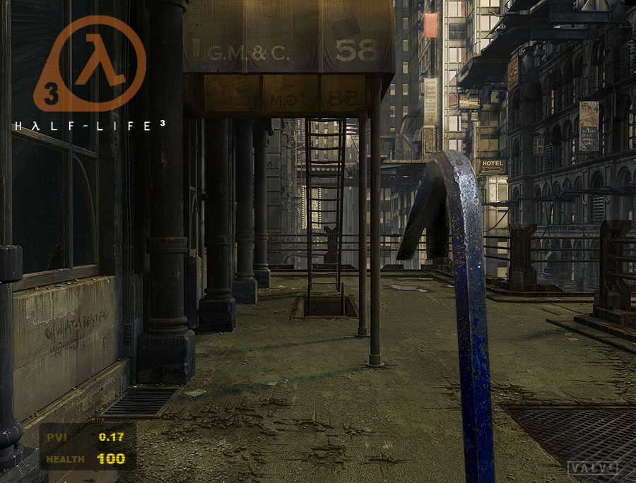 Half Life 4 скачать торрент - фото 8