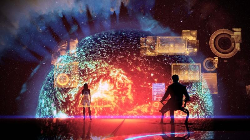 Mass Effect Legendary Edition - много сравнительных скриншотов и впечатления
