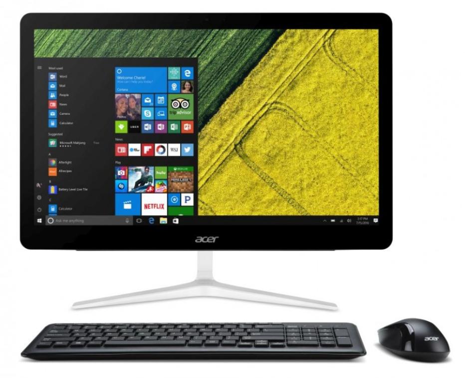 Производительный моноблок Acer Aspire Z24 вышел в РФ