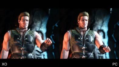 "Mortal Kombat X ""Сравнение версий для Xbox One vs PC (Digital Foundry)"""