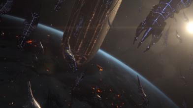 Дрю Карпишин о Mass Effect и концовках трилогии