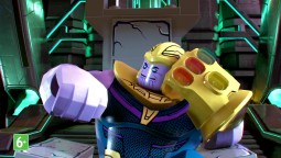 LEGO Marvel Super Heroes 2 - трейлер дополнения