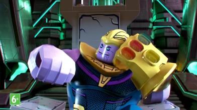 "LEGO Marvel Super Heroes 2 - трейлер дополнения ""Война бесконечности"""