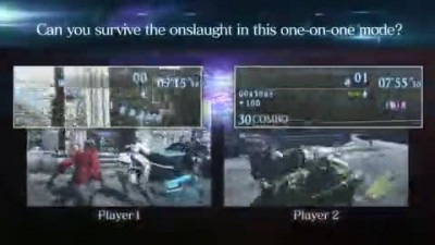 "Resident Evil 6 ""Extra Content: Onslaught Trailer"""