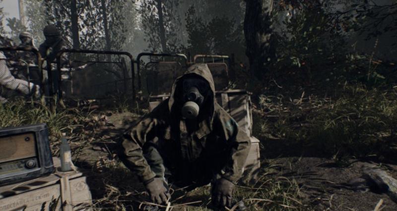 Факты о Chernobylite