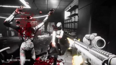 Killing Floor 2 Dev Diary 2: оружие и перки часть 1