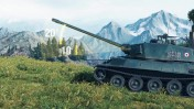 "World of Tanks ""Как играть на AMX M4 mle.49? """