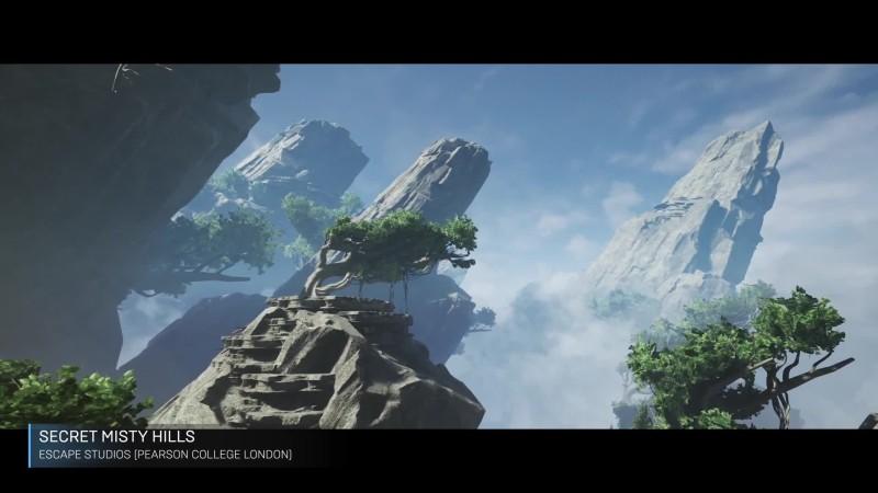 GDC 2019 Студенческие работы на Unreal Engine