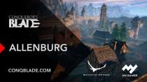 """Conqueror's Blade: Трейлер новой карты """"Эйленбург"""""""