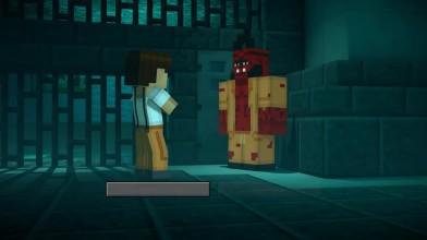"Minecraft: Story Mode - Season Two ""Тюрма в Майнкрафте!"""