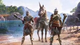 """В Assassin's Creed Odyssey, похоже, появится режим """"Создатель истории"""""""