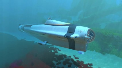 Subnautica Voice of the Deep Update
