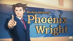 13 минут геймплея Phoenix Wright: Ace Attorney Trilogy