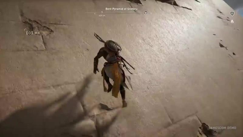 9 новых вещей в истории Assassin's Creed Origins