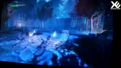 "Castlevania: Lords of Shadow ""E3 gameplay"""