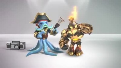 "Skylanders Swap Force ""Тизер"""