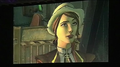 "Tales From The Borderlands ""Тизер второго эпизода"""