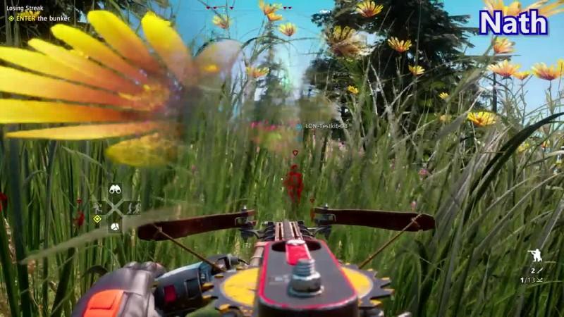 Около 25 минут кооперативного геймплея Far Cry New Dawn