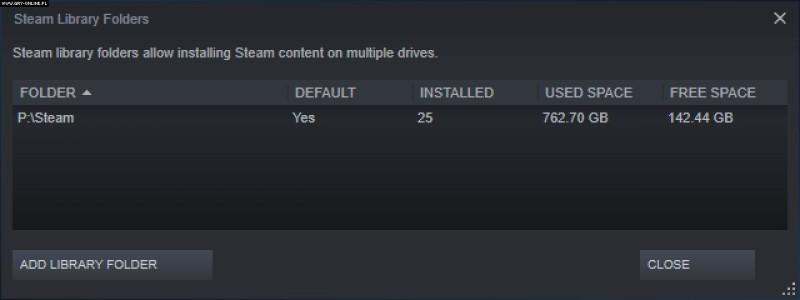 В Steam появится менеджер игровых библиотек