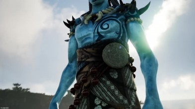 Трейлер Nightmarchers - бог Ku