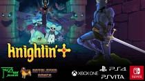 Knightin+ релизный трейлер