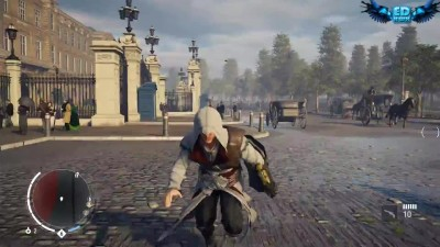"Assassin's Creed: Syndicate ""Джейкоб - Стелс убийства [Ultra настройки GTX 980]"""