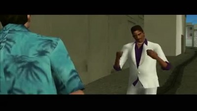 "GTA : Vice City  ""Трейлер 10th Anniversary Edition"""