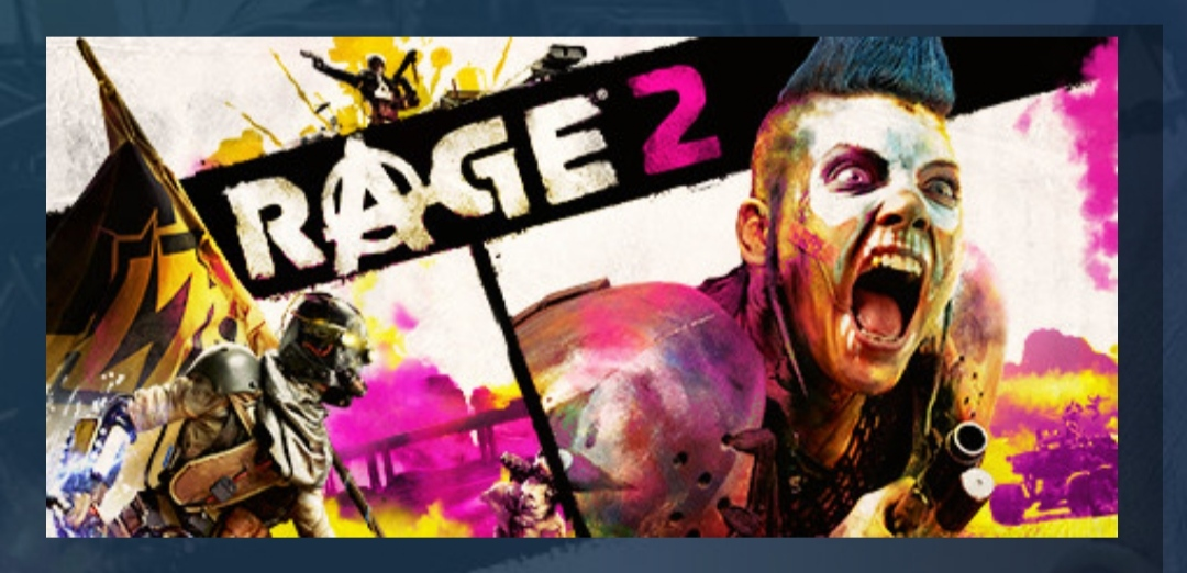 -70% в Steam на RAGE 2 от Bethesda