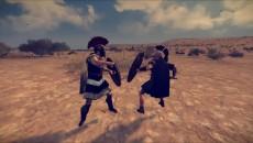 "Total War: Rome 2 ""бой 1 на 1"""
