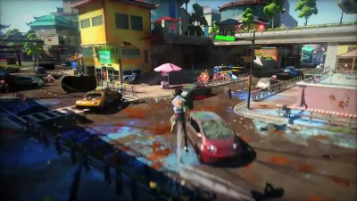 "Sunset Overdrive ""Геймплей - Sunset TV - 05/29/2014"""