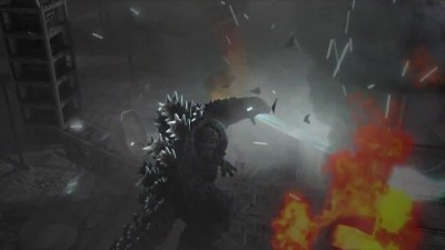 "GODZILLA The Video Game ""Трейлер"""