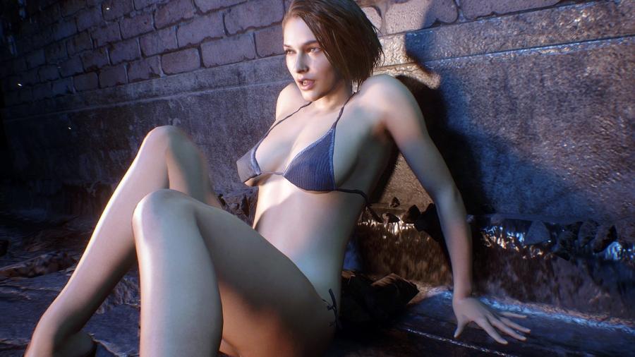 Александра Зотова сыграла в ремейк Resident Evil 3